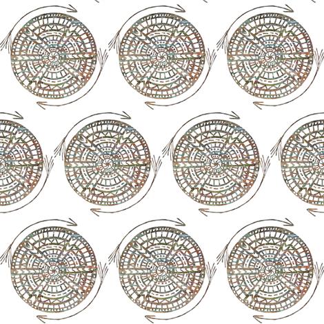 Shields Plain    fabric by franbail on Spoonflower - custom fabric