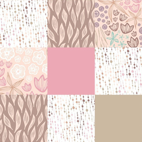 Cheater Quilt in So Sweet