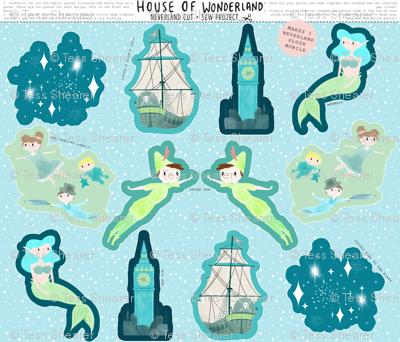 Neverland Cut + Sew