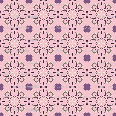 Persian Inspired Pattern 1