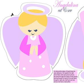 Angelalina light hair