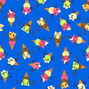 Tiny Cat Cones 2