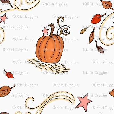 Fall Project 788.4 | Pumpkins and Stars