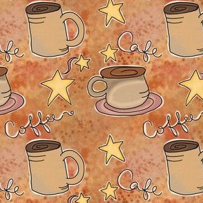 Fall Project 792 | Coffee and Stars