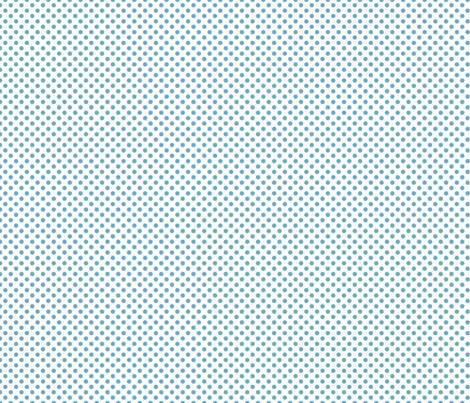 Sand ponies medium blue dot .5x.5 fabric by leroyj on Spoonflower - custom fabric