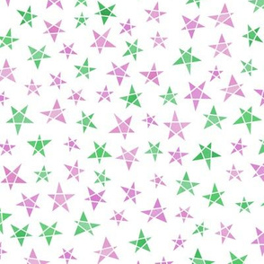 Stars genderqueer colours