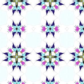 Flower Dootle 001 2018