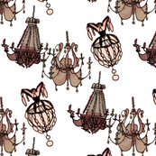 Chandeliers, no. I by OJD