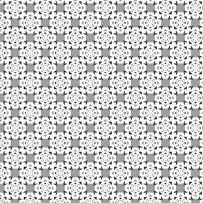 Triangle Black _ White