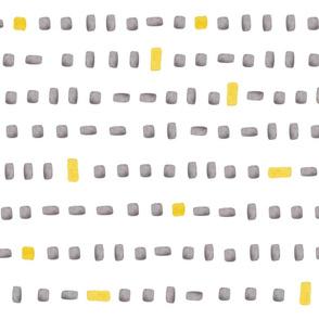 yellow grey blocks