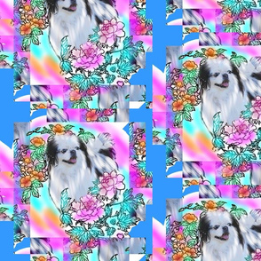 Japanese  Chin Abstract