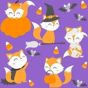 Halloween foxy