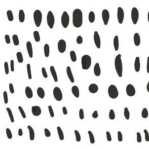big dots fabric