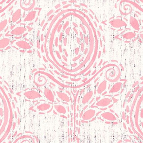Seed - Pink and Cream