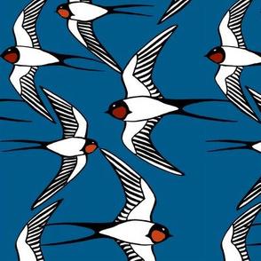 swallow dance