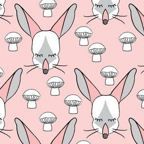 bilby-faces-and-mushrooms-on-pink