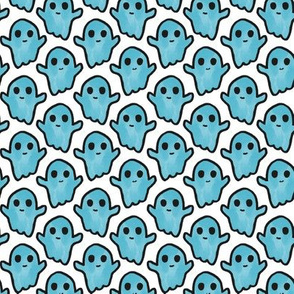 Ghostie in Blue