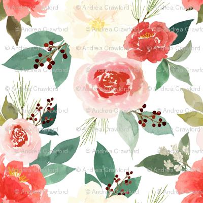 Festive Floral