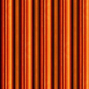 Cinnamon Spice Micro Stripes
