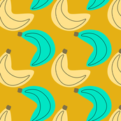 Retro Bananas