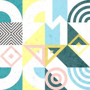 Geometric retro design