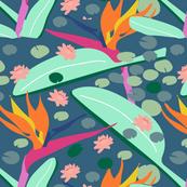 rainforest flora-01