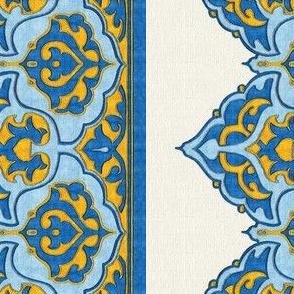 Timurid border