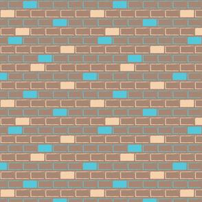 Tawny Bricks