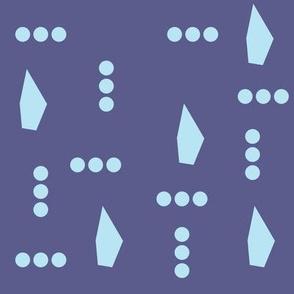 Prussian Parrot Dots