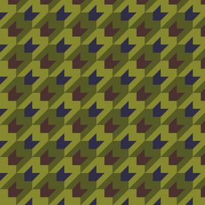Arrow de poule greens