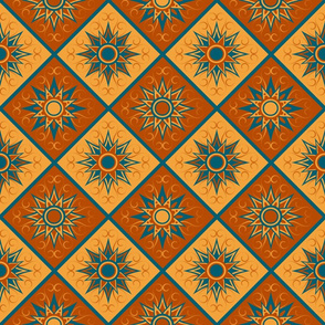 Sun Drenched: Coastal Tiles