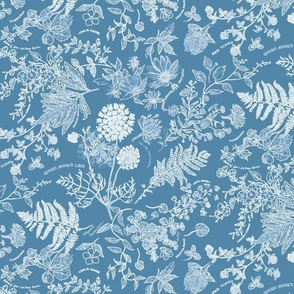 Blueprint Wildflowers