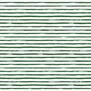 "4"" Green Stripes"