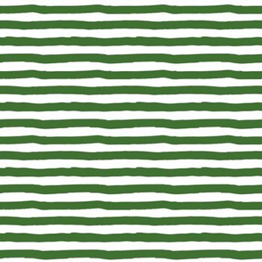 "8"" Apple Green Stripes"