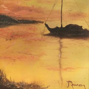 Anchored Sail300