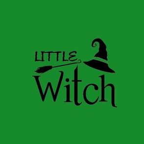 Little witch green
