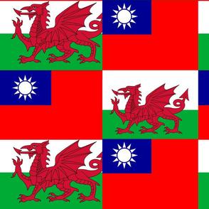 Wales and Taiwan