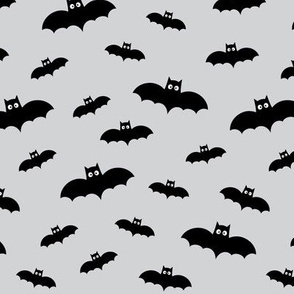 bats on light grey 60% smaller » halloween