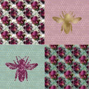 Bee fabulous Patchwork