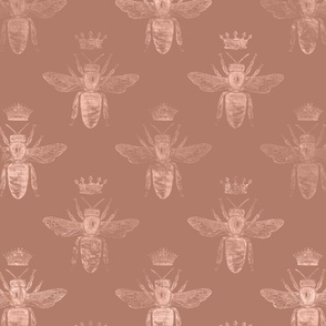 Queen Bee Rose Gold 2