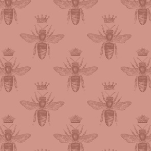 Queen Bee Rose Gold