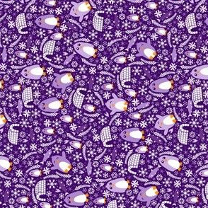 Penguin Wonderland (Extra Small Rotated)