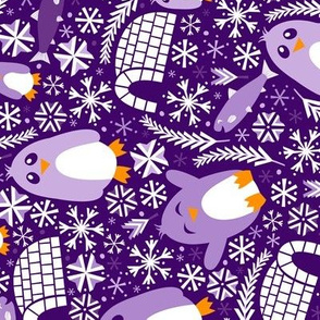 Penguin Wonderland (Rotated)