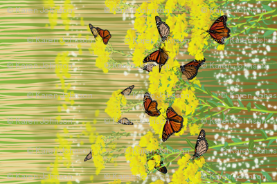 Dance of the Monarchs