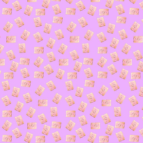 PopTart Pattern-ed