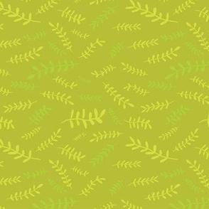 Jungle Flora Secondary - Green