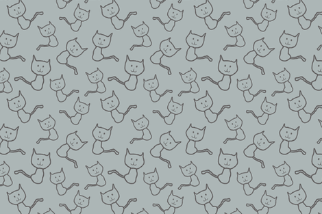 Bo_poes fabric by newlifedesign on Spoonflower - custom fabric