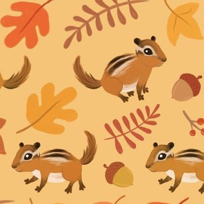 Forest Floor Friends