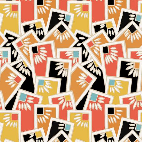 Bésique 1a fabric by muhlenkott on Spoonflower - custom fabric