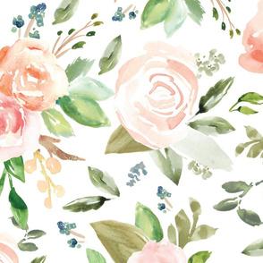 Vintagely Floral